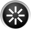 Black, Reboot DarkSlateGray icon