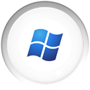 Bubble, window WhiteSmoke icon