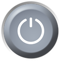 Remote, standby DarkGray icon