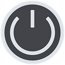 standby DarkSlateGray icon