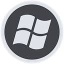 window DarkSlateGray icon
