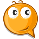 smile, Emoticon, Emotion, happy Goldenrod icon