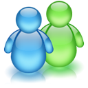 Chat, speak, Comment, talk SteelBlue icon