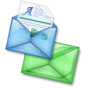 Message, envelop, Email, mail, Letter Black icon