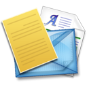 Message, Email, envelop, Letter, mail SandyBrown icon