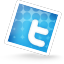 twitter, Social, Sn, social network MediumTurquoise icon
