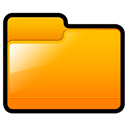 generic, Orange, Folder Orange icon