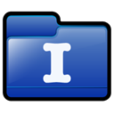iconworkshop, Axialis SteelBlue icon