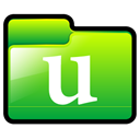 u torrent LimeGreen icon