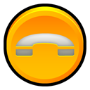 Tel, totaltalk, phone, Call, voip, internet, telephone Orange icon
