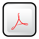 Acrobat, Cs, adobe WhiteSmoke icon