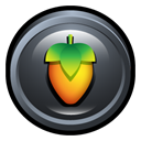 Fl, studio DarkSlateGray icon