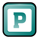 publisher, microsoft, office CadetBlue icon