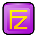 document, paper, zilla, File MediumOrchid icon
