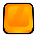vega, sony Orange icon