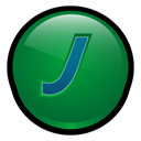 macromedia, Mx, Jrun ForestGreen icon