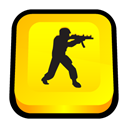 Strike, Condition, zero, Counter, Counter strike Gold icon