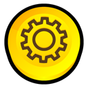 system, works, Norton Gold icon