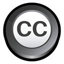 Commons, creative DarkSlateGray icon