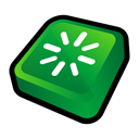 window, restart ForestGreen icon