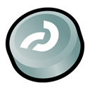 Captivate, macromedia Black icon