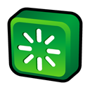 restart, window ForestGreen icon