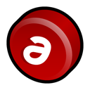 macromedia, Authorware DarkRed icon