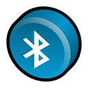 Bluetooth DarkCyan icon