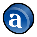 Antivirus, avast Black icon