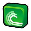 Bittorrent, Bt ForestGreen icon