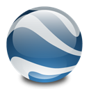 world, globe, planet, google, earth Black icon