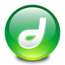 dreamweaver, macromedia Black icon