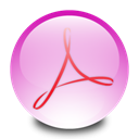 professional, Acrobat, adobe Thistle icon