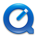 quicktime DimGray icon