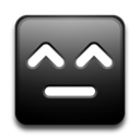 Foobar Black icon