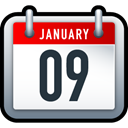 Schedule, date, Calendar WhiteSmoke icon