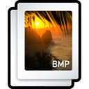 image, pic, photo, picture, Bmp Black icon