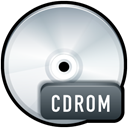 paper, File, document, Cdrom WhiteSmoke icon