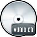 paper, File, disc, save, Disk, Cd, Audio, document WhiteSmoke icon