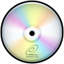 Cd, disc, Disk, video, save PaleGoldenrod icon