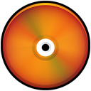 red, Colored, Cd, disc, save, Disk Chocolate icon
