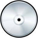 document, disc, Disk, paper, save, generic, File, Cd WhiteSmoke icon