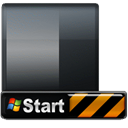 Alarm, Orange DarkSlateGray icon