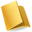 No title Goldenrod icon