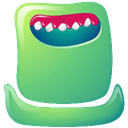 weird, Creature MediumSeaGreen icon