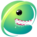 Creature, weird MediumSeaGreen icon