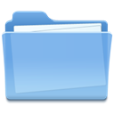 No title SkyBlue icon