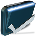 Delta DarkSlateGray icon
