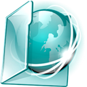 ip, Live, Flash, ver, system MediumTurquoise icon