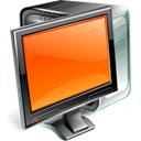 Live, ver, ip, system, Flash Black icon